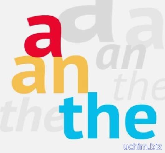 артикль a the 0 Артикли в английском языке Тестирование